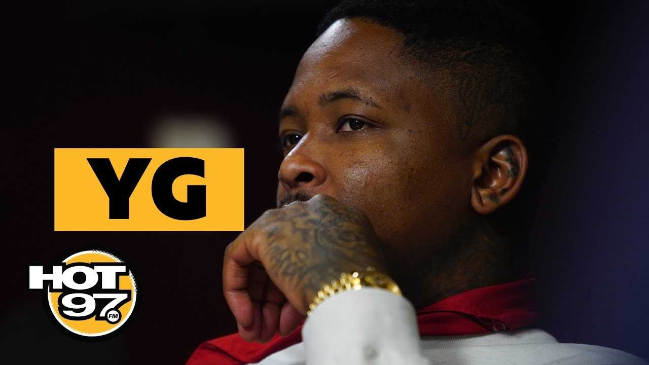 YG On Madden Censoring 'Big Bank', Colin Kaepernick, & NFL Protests