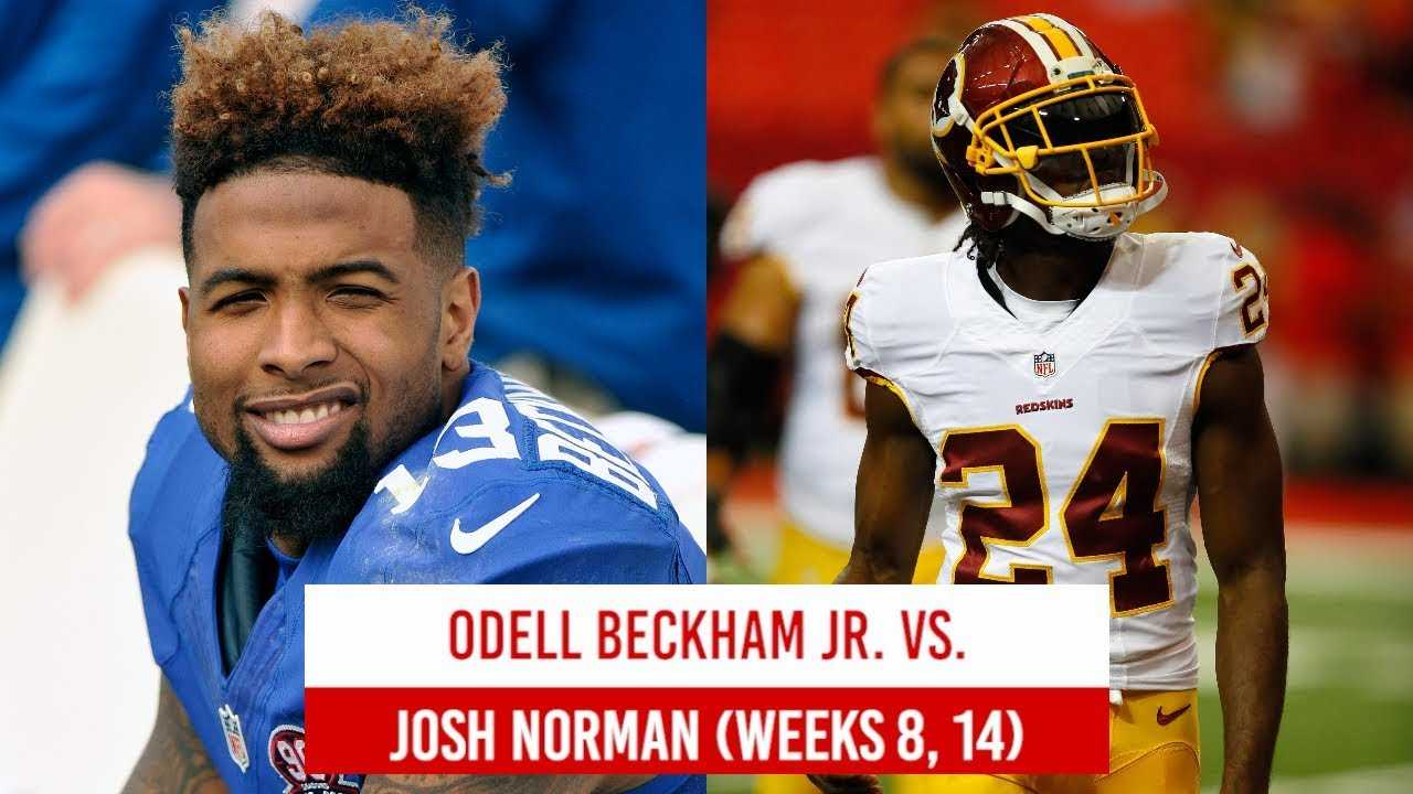 10 EPIC NFL WR-CB Duels You MUST WATCH in 2018