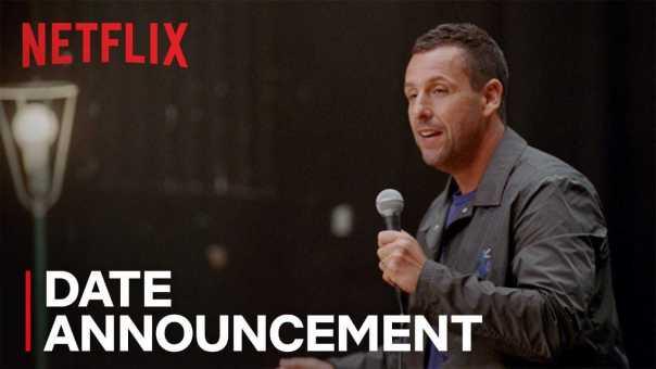 ADAM SANDLER: 100% FRESH | Date Announcement [HD] | Netflix