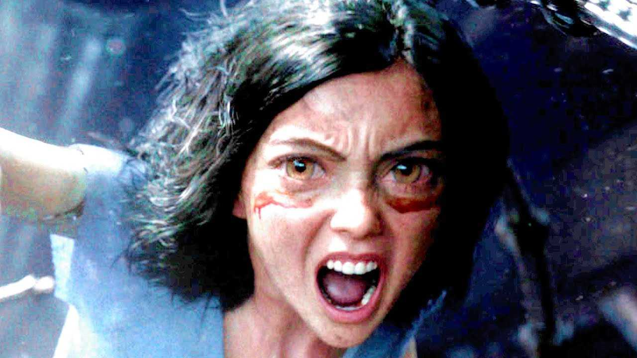 ALITA: BATTLE ANGEL Trailer #2 (2018) Sci-Fi James Cameron