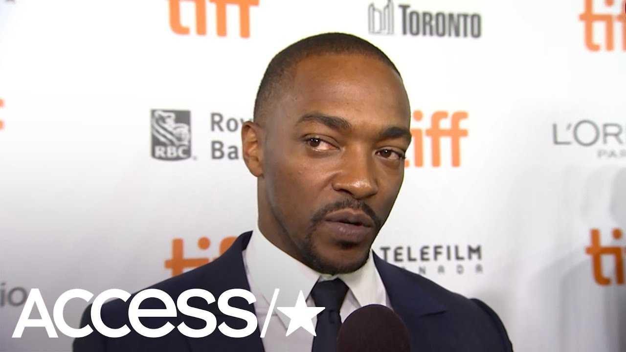Anthony Mackie Reveals He's Surprised The Film 'The Hate U Give' Got Made
