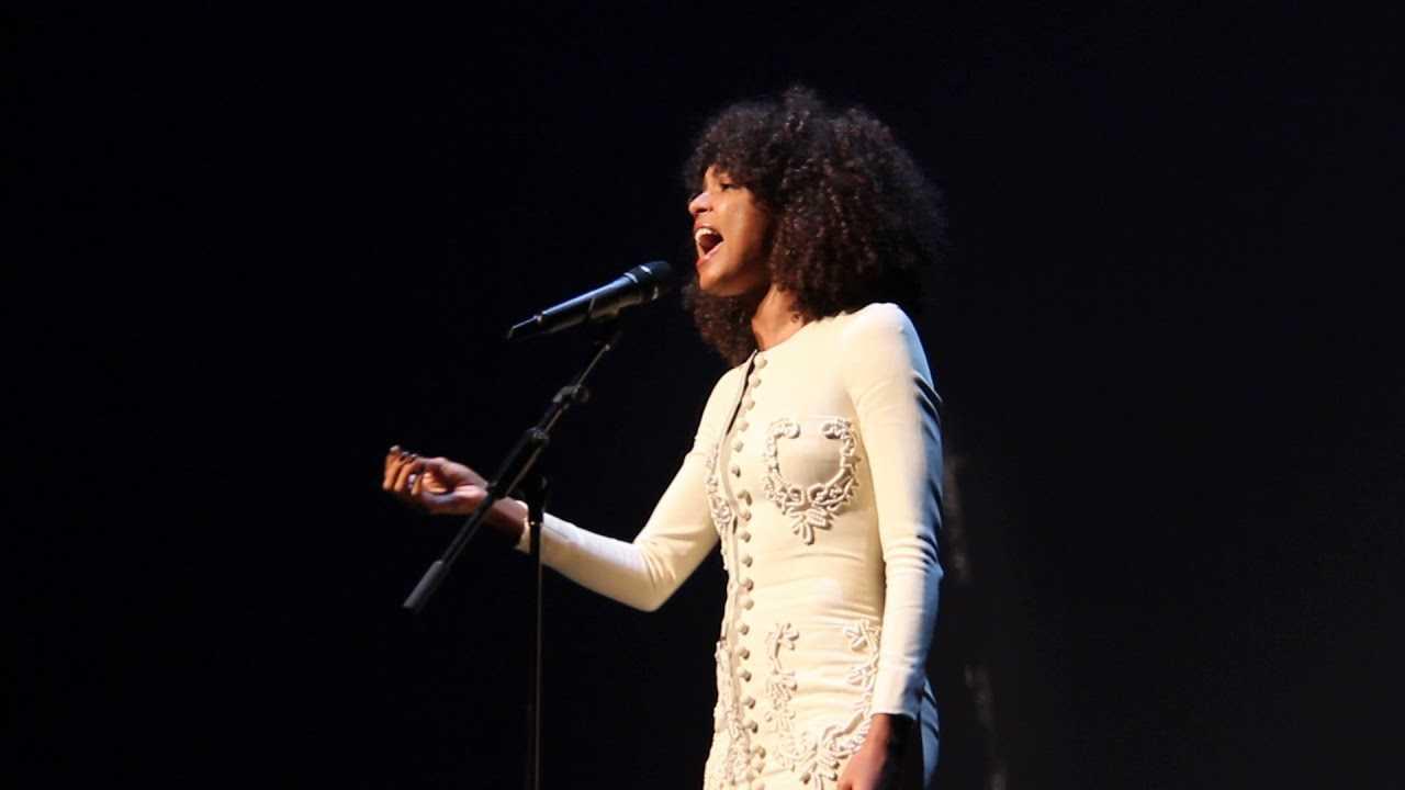 Arlissa performs The Hate U Give at TIFF2018 Gala Presentation