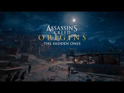 Assassin's Creed Origins DLC - The Hidden Ones | RTX 2080Ti PC | HipHopGamer