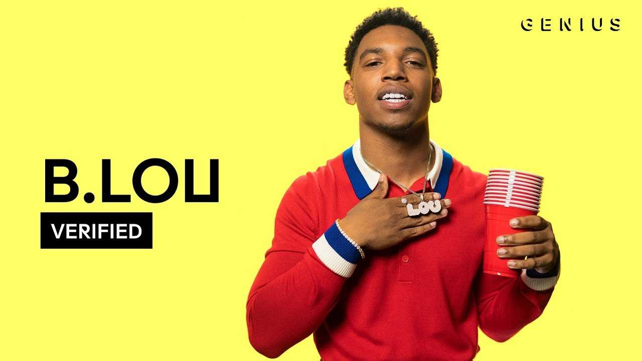 """B. Lou """"Vroom"""" Official Lyrics & Meaning 
