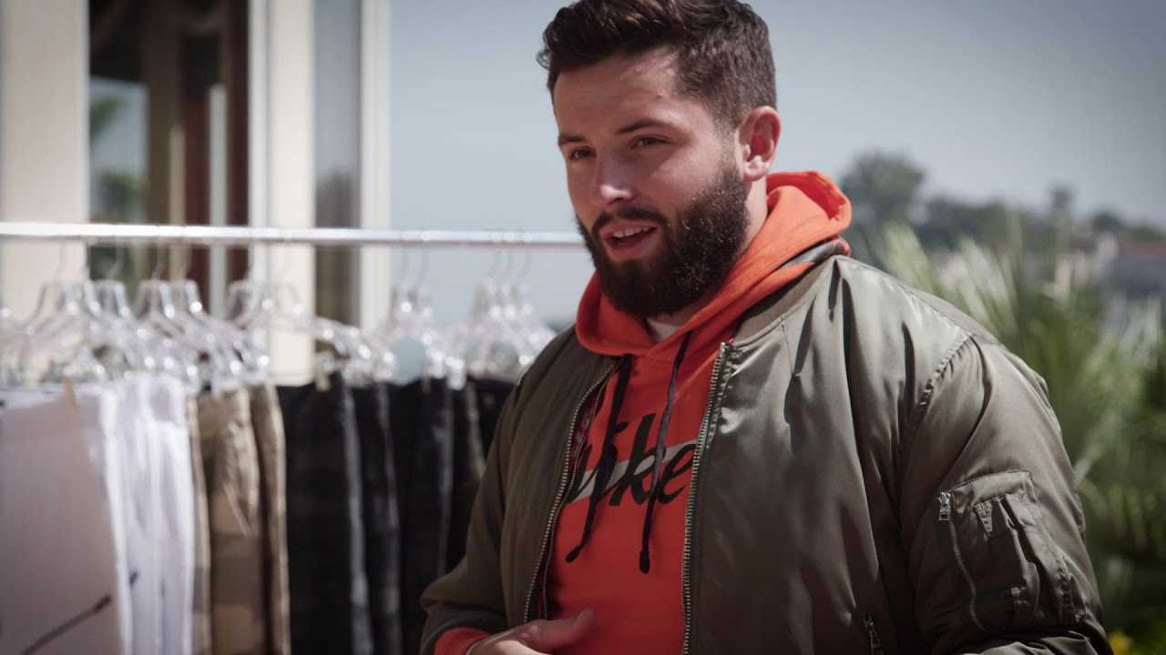 Baker Mayfield On His Evolving Style | Refresh Your Game | Champs Sports X Nike