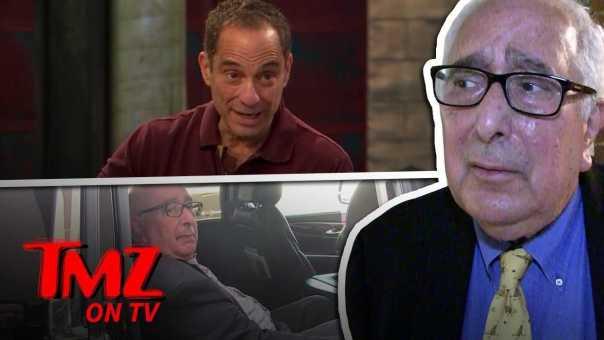 Ben Stein Says Kavanaugh's Sexual Assault Hearing Is A 'F***ing Disgrace' | TMZ TV