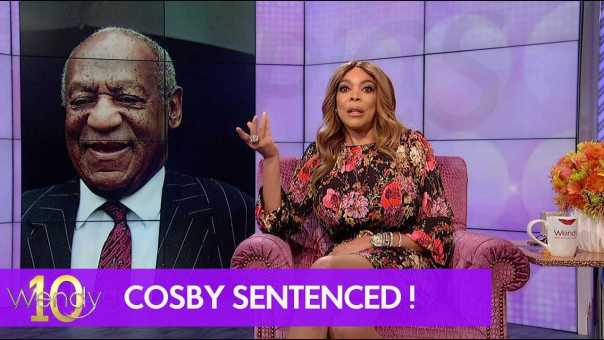Bill Cosby Heads to Prison