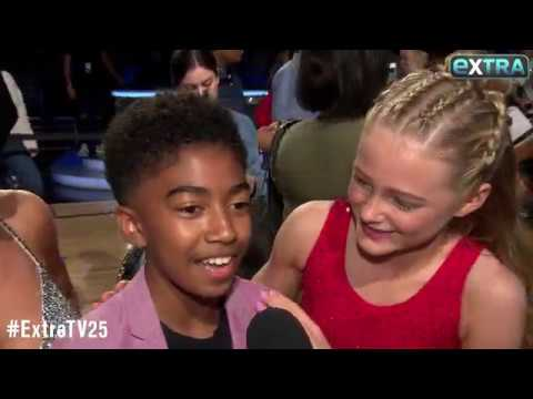 'Black-ish' Star Miles Brown Is Super Excited to Be on 'Dancing with the Stars Juniors'