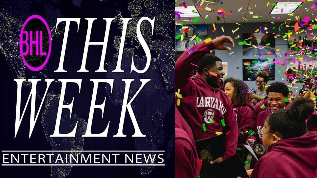 Black Students from Atlanta make History at Harvard & Obama Celebrates Mandela   BHL This Week