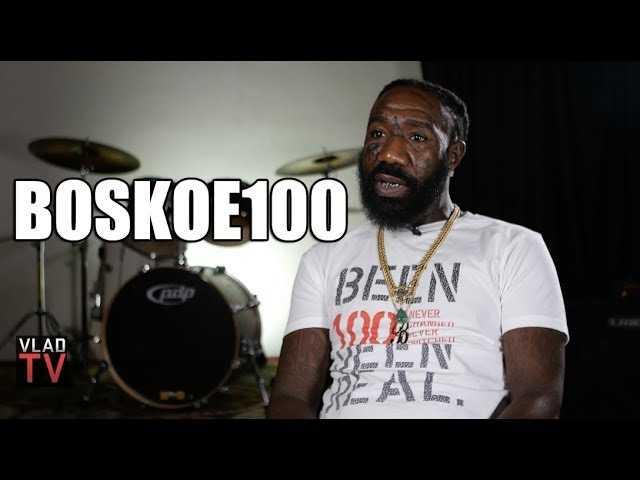 "Boskoe100 on Tekashi 6ix9ine Telling People to ""Test His Gangster"" (Part 4)"