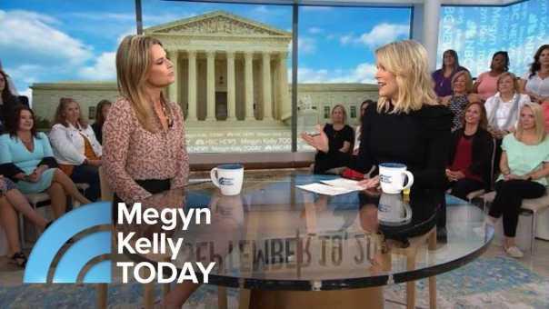 Brett Kavanaugh Accuser Asks FBI To Investigate: Megyn Kelly Discusses   Megyn Kelly TODAY