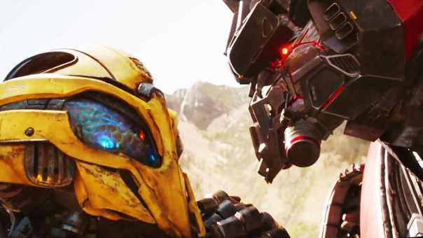 BUMBLEBEE International Trailer (NEW 2018) Transformers Movie