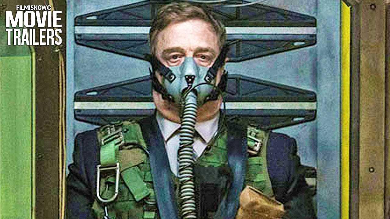 CAPTIVE STATE Teaser Trailer NEW (2019) - John Goodman, Vera Farmiga Sci-Fi Thriller
