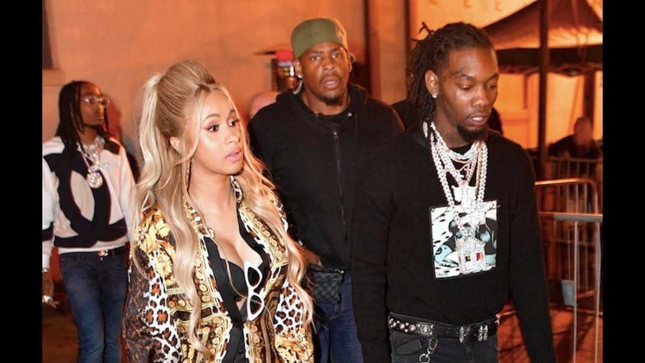 Cardi B On First Meeting Offset (2018) & Marriage [New 2018]