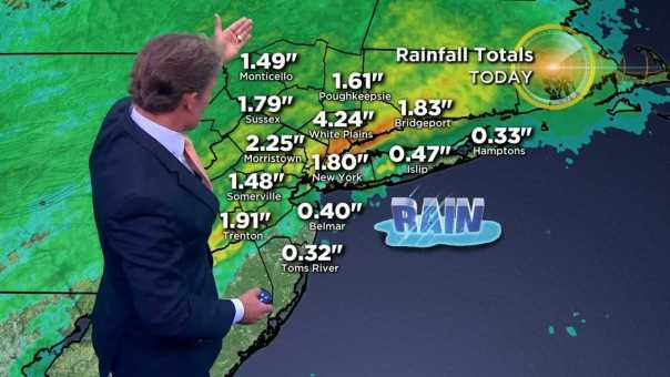 CBS2 Weather Update: September 25 at 8 P.M.