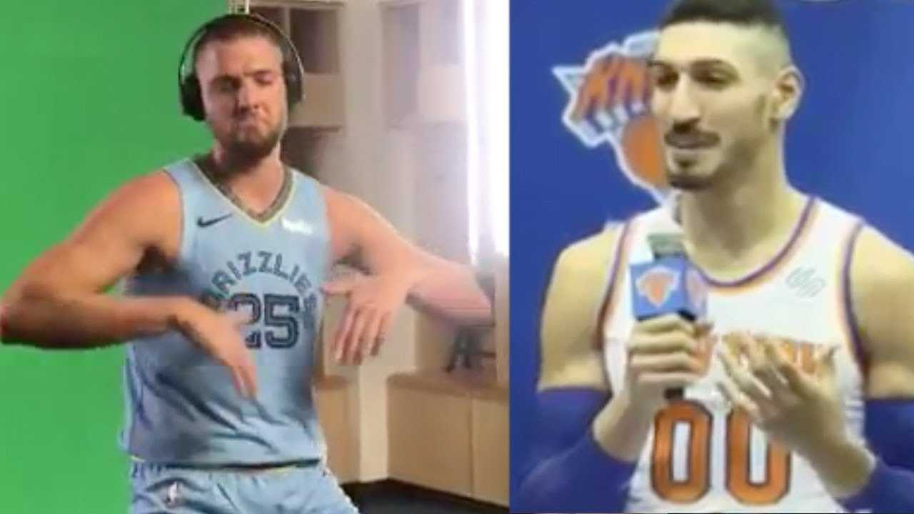 Chandler Parsons FAILS 'In My Feelings' Challenge! Enes Kanter Says NBA Makes His Nipples HARD!