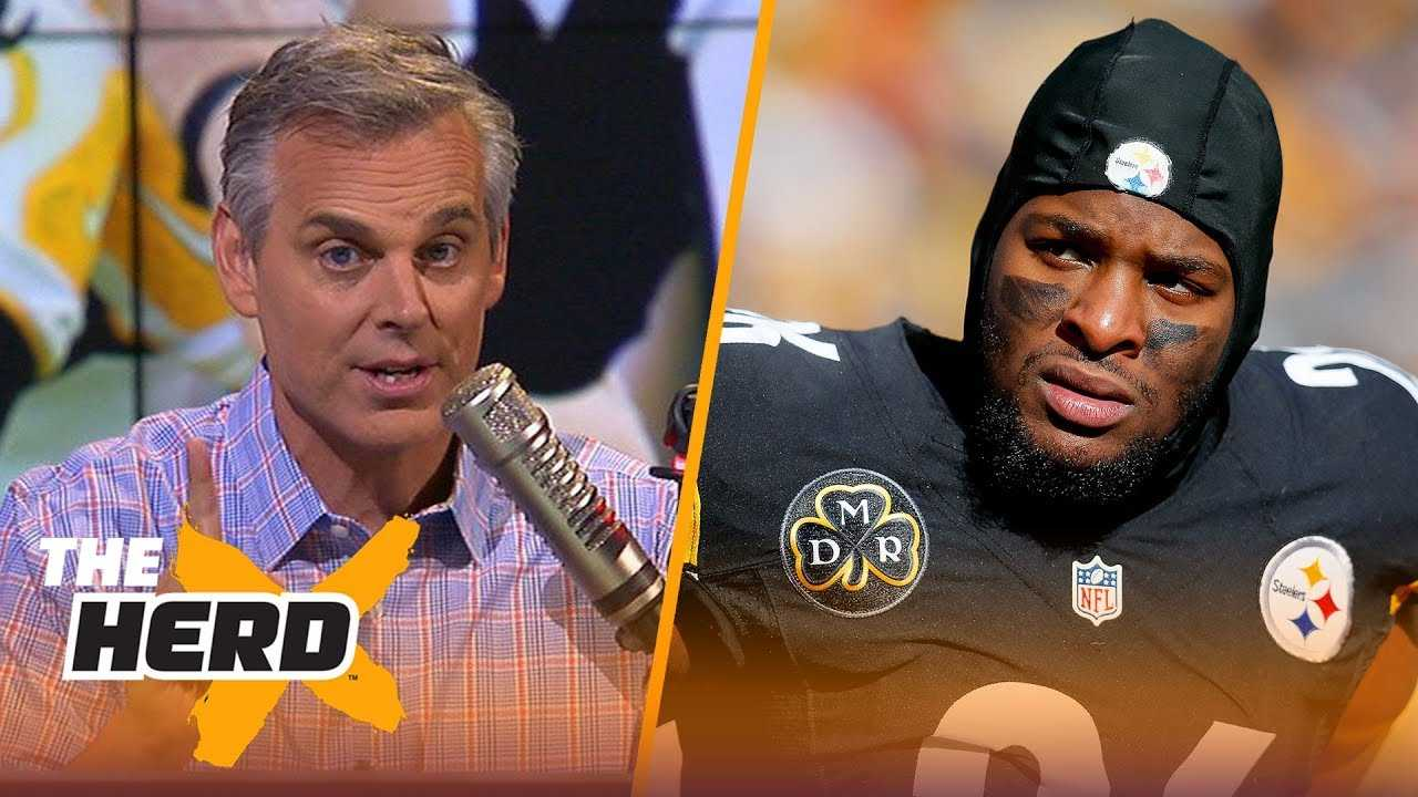 Colin on Clay Matthews' controversial personal foul, Really bad day for L.Bell   NFL   THE HERD