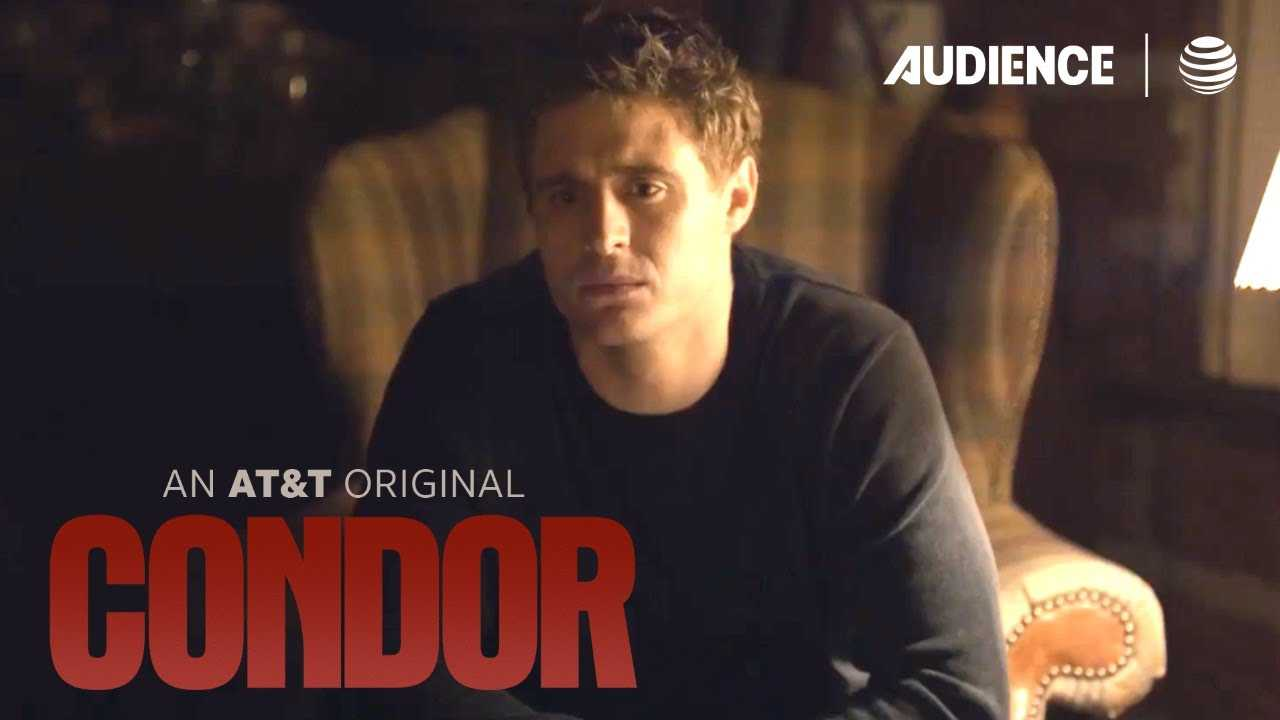 Condor | Season 1 Finale: Marty & Joe in Cabin 1 | AT&T AUDIENCE Network