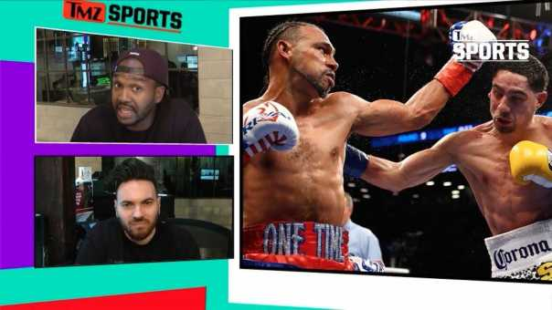 Conor McGregor Just Got Called The HELL Out By Keith Thurman   TMZ Sports