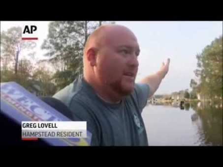 Coping with flooding brings NC neighbors together