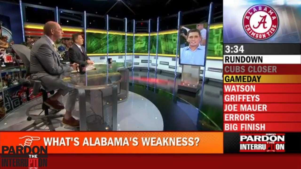 David Pollack previews Week 3 of college football | Pardon The Interruption | ESPN
