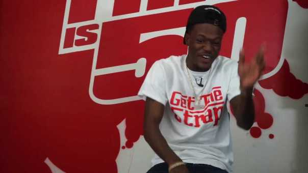 DC Young Fly Spits His Favorite Verse in Hip Hop  | Thisis50 Verses