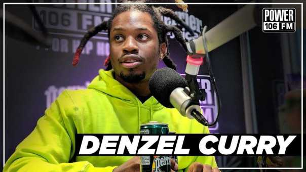 Denzel Curry Talks 'Taboo' Album, 'Clout Cobain' Meaning and Paying Respect To XXXTentacion