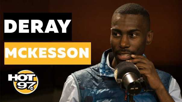 Deray McKesson Reacts To Being Heckled In Ferguson, Getting Hacked + Ebro For President 2020?