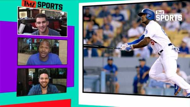 Dodgers Star Yasiel Puig Burglarized for the Fourth Time, Video of Suspect Released | TMZ Sports
