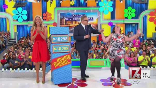 Durham woman fulfills lifelong dream to appear on 'The Price is Right'