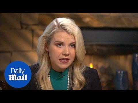 Elizabeth Smart talks about her twisted kidnapper Wandee Barzee