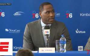 Elton Brand introductory press conference as 76ers GM: Goal is…