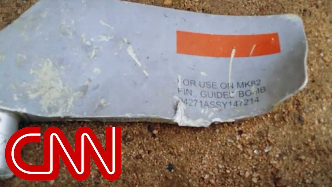 EXCLUSIVE: Bomb that killed 40 kids in Yemen made in US