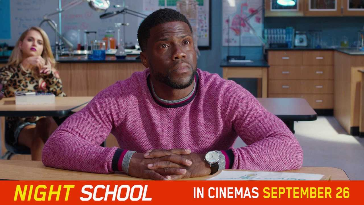 Failure is not an option. #NightSchool