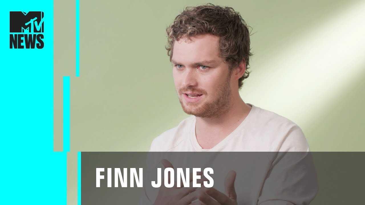 Finn Jones on Marvel's 'Iron Fist' Season 2 & Reinvigorating Danny Rand   MTV News