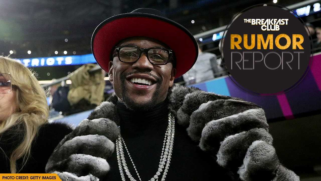 Floyd Mayweather And 50 Cent Get Into Heated Social Media Arguement