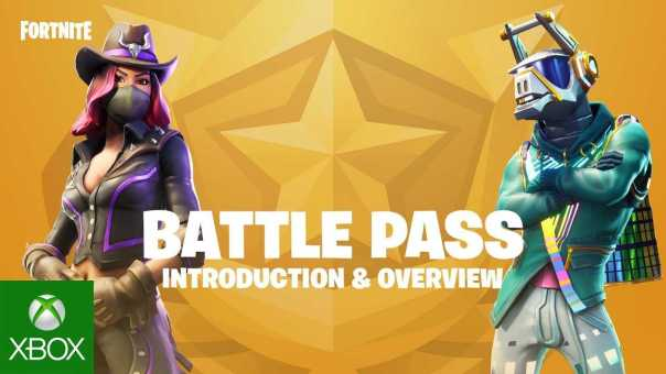 Fortnite Battle Pass – Introduction & Overview