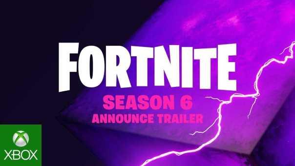 Fortnite Season 6 – Darkness Rises