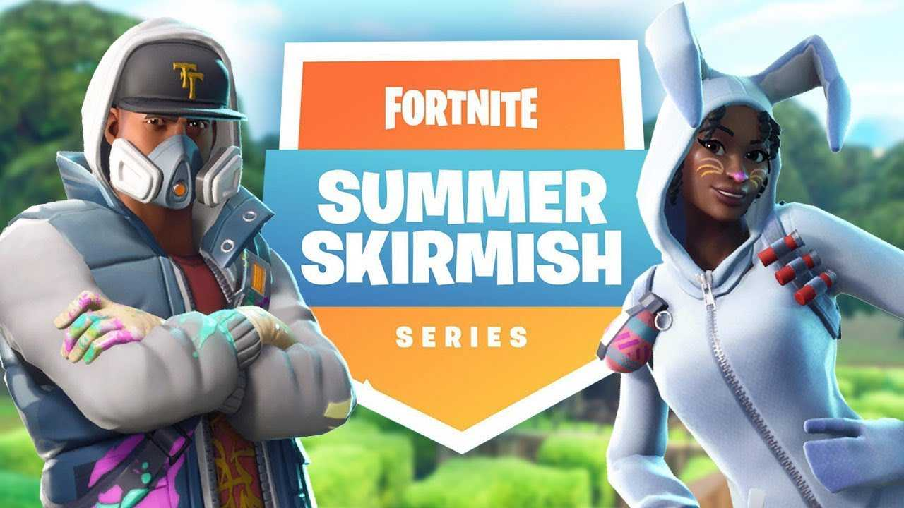 Fortnite Summer Skirmish Day 3 (9/2) - PAX West 2018 Live