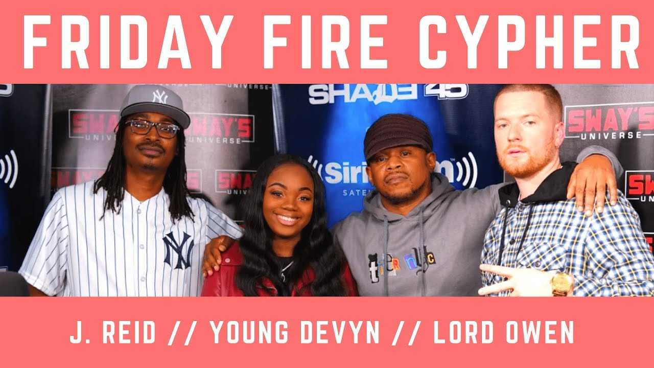 Friday Fire Cypher Tapout Round: Young Devyn & Lord Owen