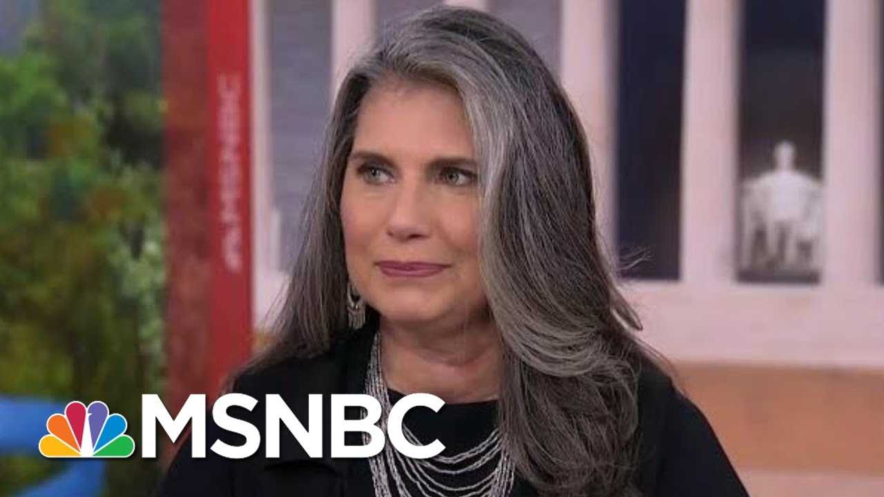 Friend Of Dr. Blasey Ford On President Trump: He's Going After A 15 Year Old Girl   Hardball   MSNBC