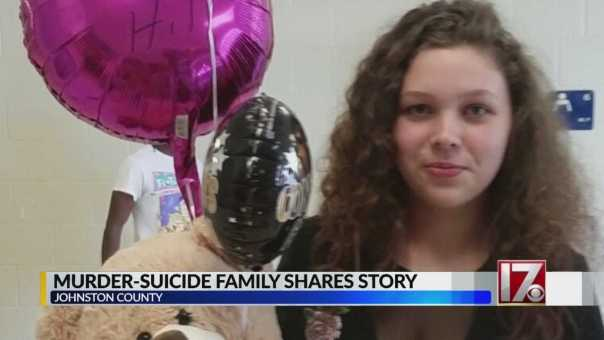 Fundraiser set up for funeral costs for 14-year-old girl killed in Johnston County murder-suicide