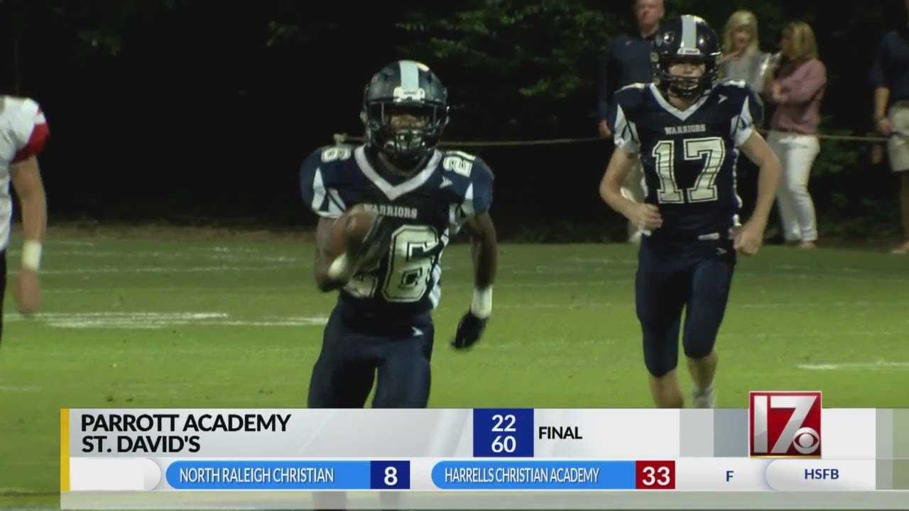 Game of the Week: St. David's blasts rival Patriots