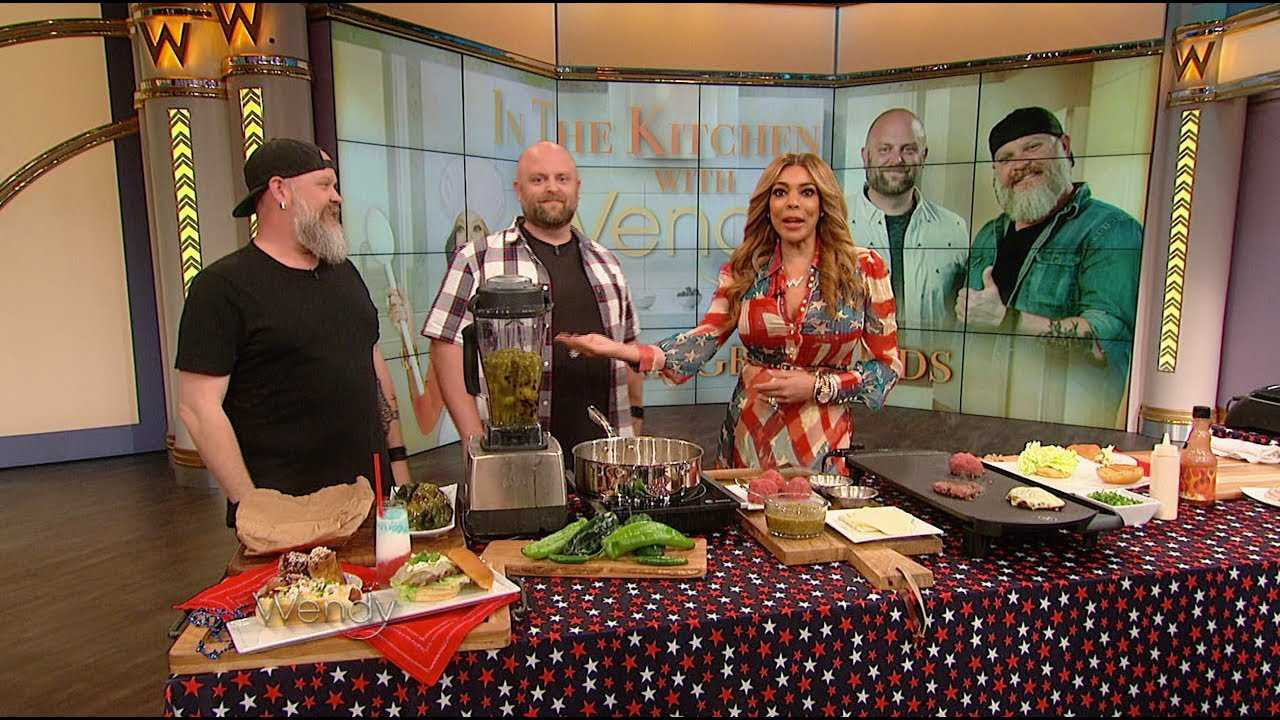 Grill Dads July 4th Recipes