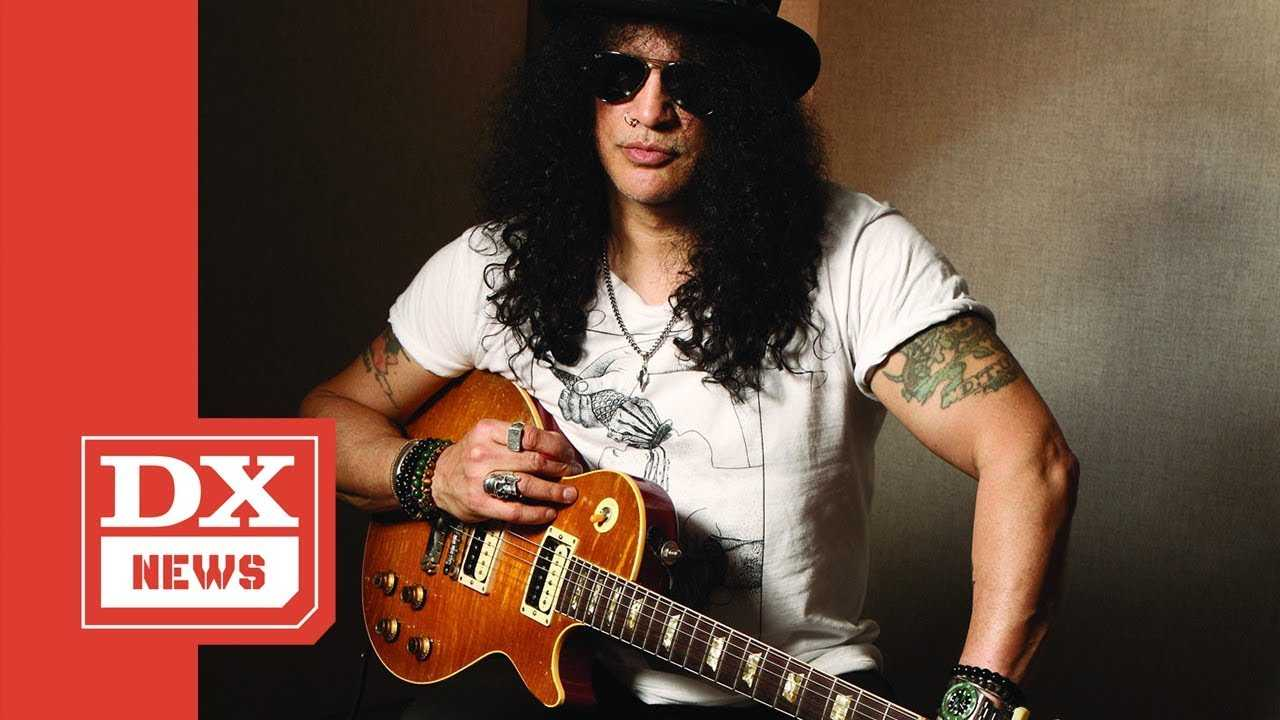 """Guns N' Roses' Slash Disses Hip Hop For Being Too Generic And """"Top 40"""""""