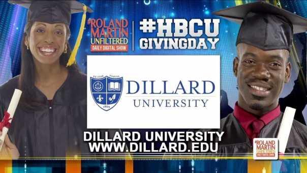 #HBCUGivingDay: Dillard University