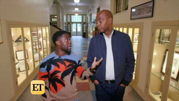 HH On ET: Kevin Hart Is Principal For A Day + Amandla Stenberg Takes Over TIFF