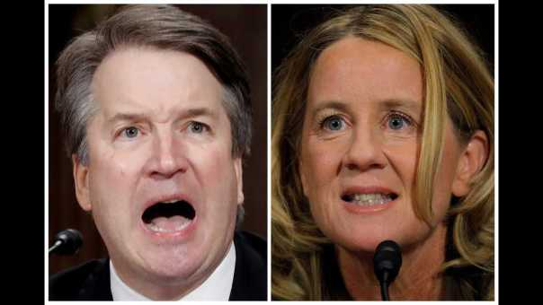 How gender and power played into the Kavanaugh testimonies