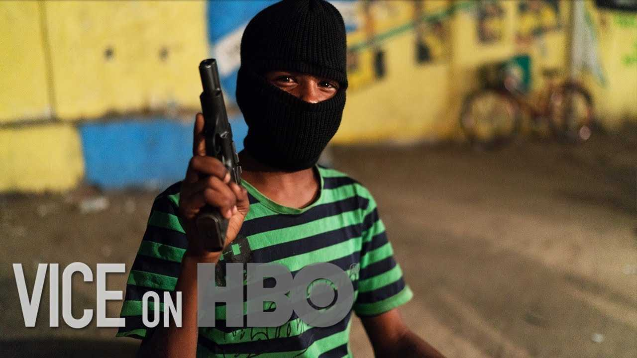 How Rio Descended Into Chaos   VICE on HBO (Bonus)