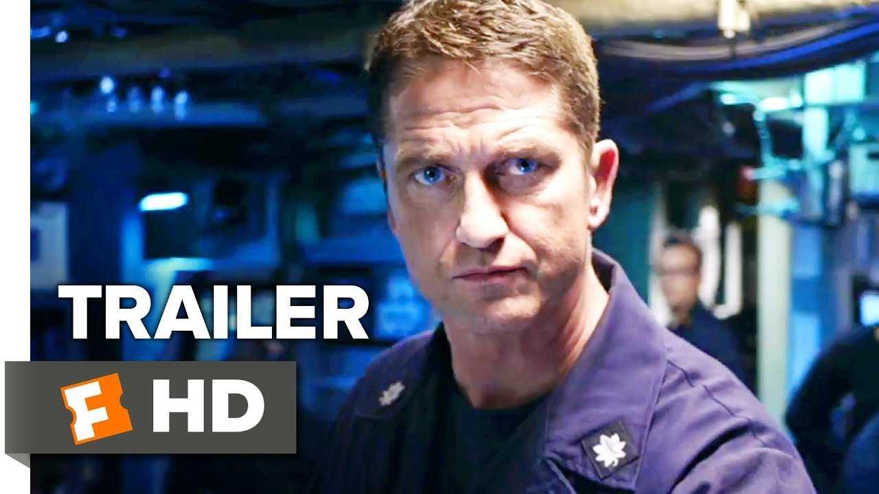 Hunter Killer Final Trailer (2018)   Movieclips Trailers